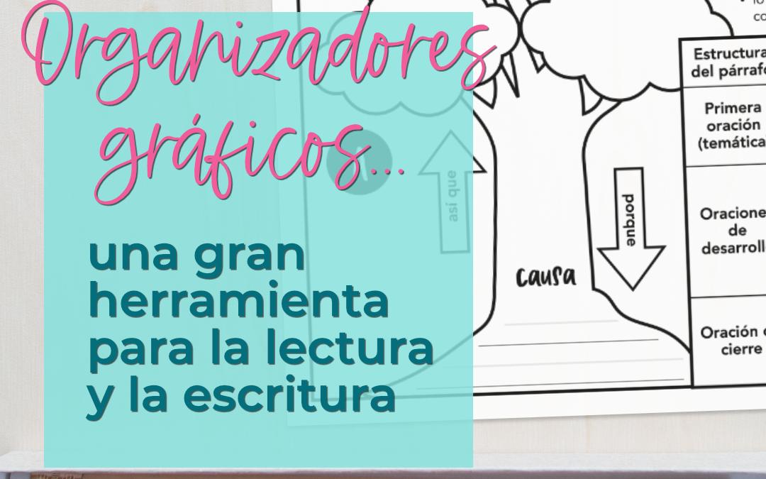 Cómo aprovechar los organizadores gráficos en la clase de Español