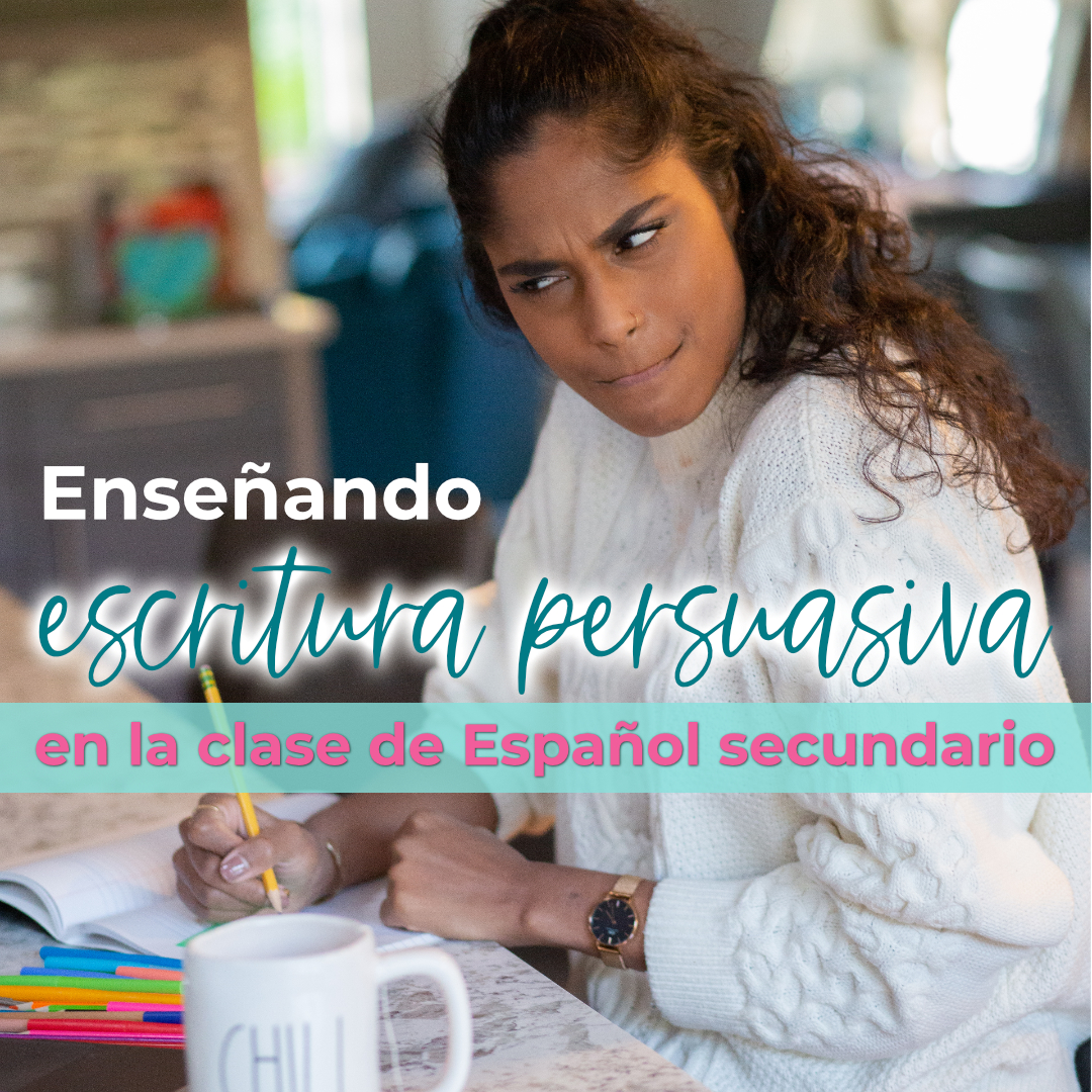 Enseñando Escritura Persuasiva Blog